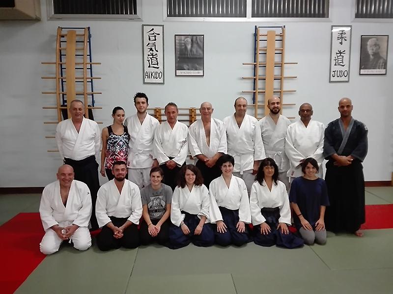 16 - Tutti insieme sul tatami!