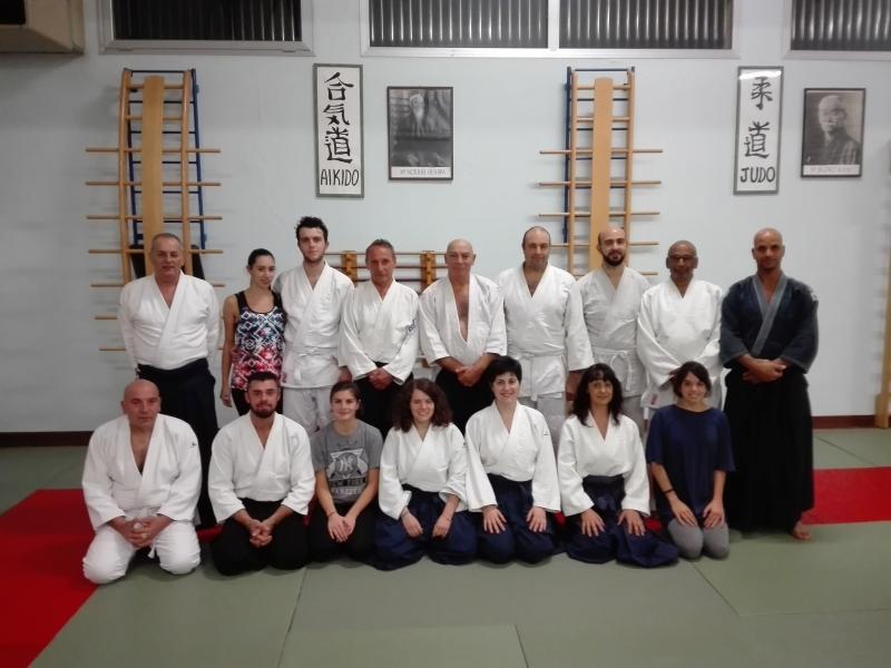 17 - Tutti insieme sul tatami!