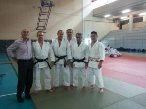 Judo Tecnici istruttori e allenatori